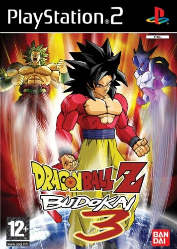 Dragon Ball Budokai 3 PS2